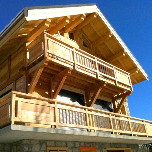 spécialiste de la construction en bois